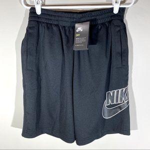 Nike SB Sunday Graphic Skate Shorts Black